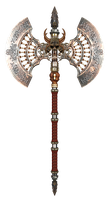 UNRESTRICTED - Deathly Waraxe Render by frozenstocks