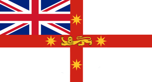 NSW White Ensign by Rory-The-Lion
