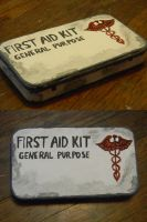 First Aid Kit by DelightfullyFreaky