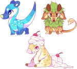 Pixel adopts (CLOSED) by Floradot