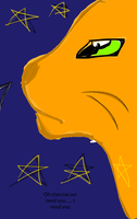 I need you starclan by thecousinofomgpickle