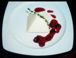 Thyme Panna Cotta by NctrnlBst