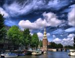 Amsterdam HDR by gregorland