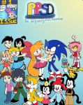 Comic Cover-PPSD by SonicandShadowfan15