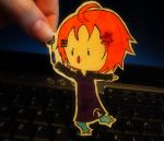 Paper Child Chase Harvest Moon by Skye033