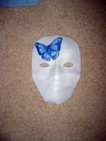 butterfly splicer mask by AijiS