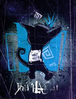 _Blind Black Cat 6 by quick2004