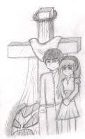 A Christian Couple... by Aquaticpainter