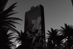 Cosmo Sin City by Bartistictouch