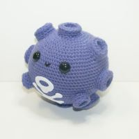 Koffing by Heartstringcrochet