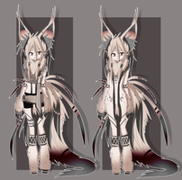 Fion 2 Emergency Adopt Auction CLOSED by Tiffany-Tees