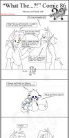 'What The' Comic 86 by TomBoy-Comics
