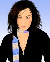 Jennifer Tilly by ronette