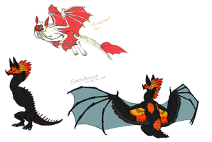 Dragons That Took Forever by TranslucentRainbow