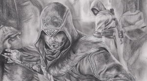 Assassin's Creed Revelations by leanne-xo