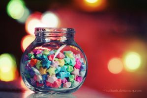 Jar of Wishes by nhuthanh