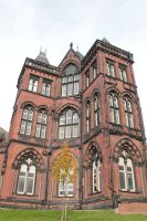 Leeds General Infirmary by CanisDiabolos