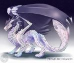 Day 334: Prismatic Dragon Concept by Jadenyte