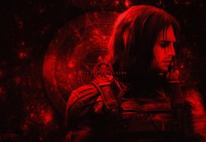 The Winter Soldier (Hydra Wallpaper) by thecannibalfactory