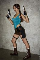 Igromir'11 classic Lara Croft 4 by TanyaCroft