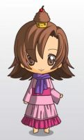 Me in Chibi Form by CartoonAnimes4Ever