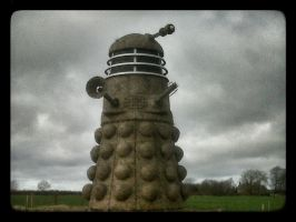 The Dalek of Nantwich. by Laurenthebumblebee