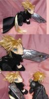 ffvii Advent Children Cloud by LightningSilver-Mana