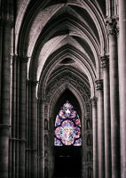 Cathedral Notre-Dame de Reims by chemicalflaw