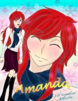 Request - Amanda by Tsumikaze
