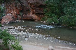 Zion Background Stock 3 by GloomWriter