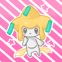 Jirachi by saporion