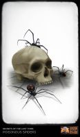SOTLT - Poisonous Spiders by anderpeich