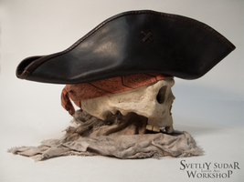 Decorative accessory - Captain Jack Sparrow by Svetliy-Sudar