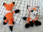 Fox by CandyBeeArts