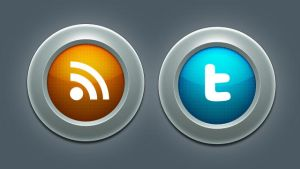 social icons by yahya12