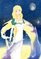 The Swan Princess  Odette by Alexis-Croft111