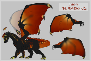 Reference Sheet Commission: Atalantasphinx by DesmodiaDesigns