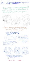 How I Draw Hedgehog Spikes by Feniiku