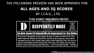 IIAS Video Self-Rating: D by CodenameApocalypse