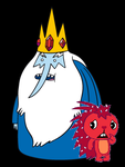Flaky and Ice King Crossover (video) by EnyatheAngelFox