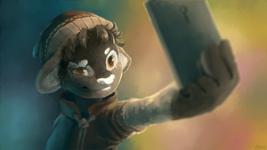 Selfie! by Dragoreon