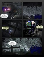 Madame America - Abducted - Page 1 by MollyFootman