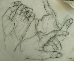 hands by valval2307
