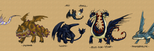 We are the ViT's Dragons by redkitebait
