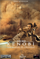 STAR WARS: KENOBI - fan made poster by DarthDestruktor