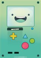 BMO face by eyesbox