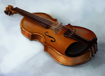 Violin Study by charfade