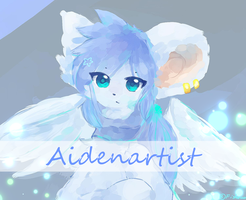 :Transformice: blue Aiden by FishOuO