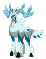 Outregis Fakemon: Antlerice by DeeJaysArt1993