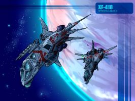XF-418 by TheXHS